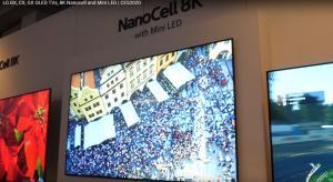 LG Mini LED concept TV unveiled