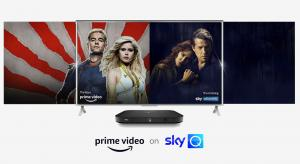 Sky Q launches Amazon Prime Video app