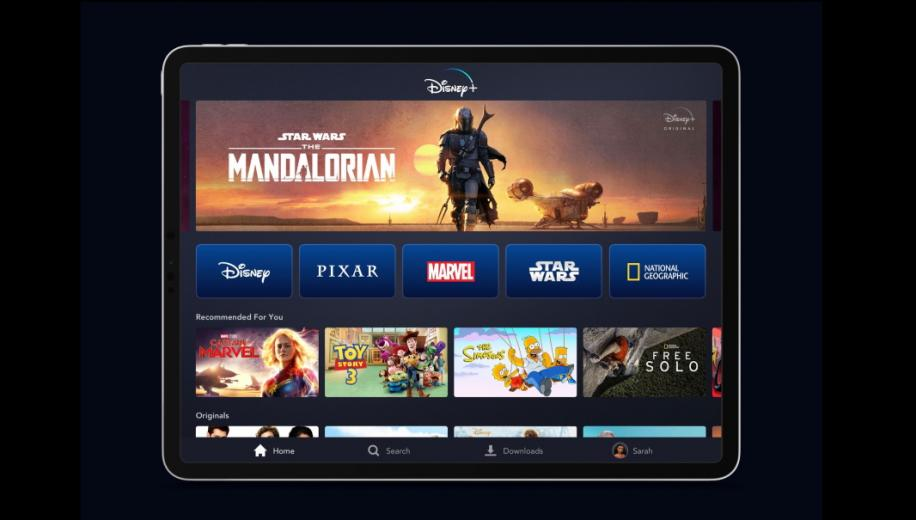 Disney+ generates $100M in mobile app spending since launch