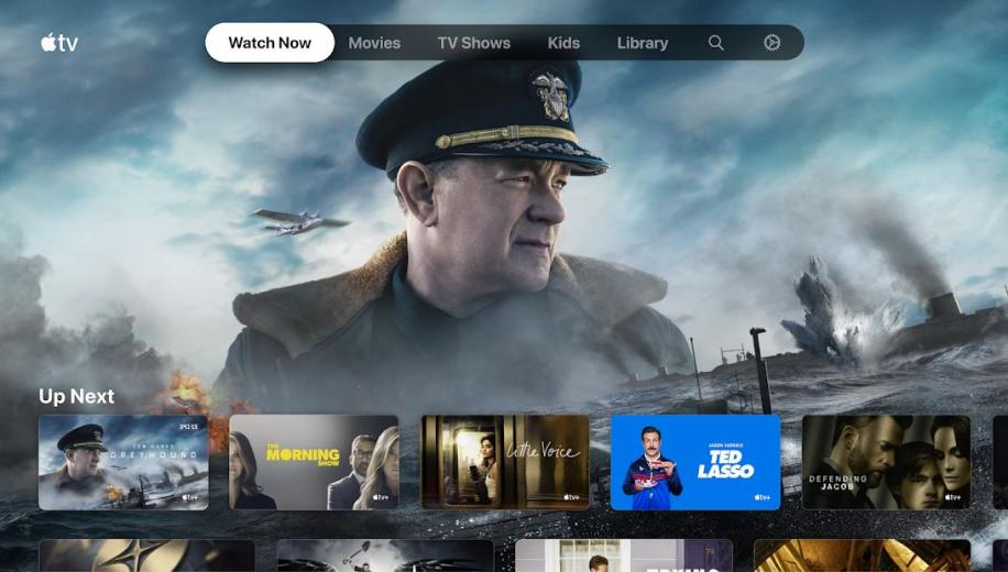 Apple TV app coming to Chromecast with Google TV devices