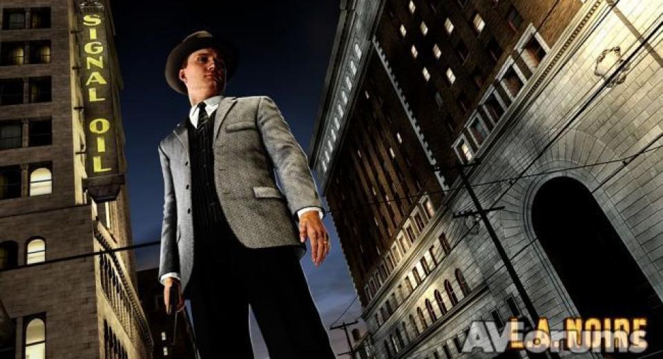 LA Noire PS3 Review