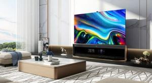 Hisense launches 85U9E 8K dual screen TV