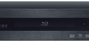 Oppo BDP-93EU 3D Blu-ray Disc Player