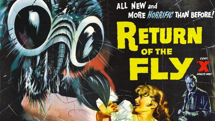 The Fly: Ultimate Collector's Edition DVD Review