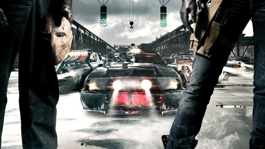 Death Race Movie Review
