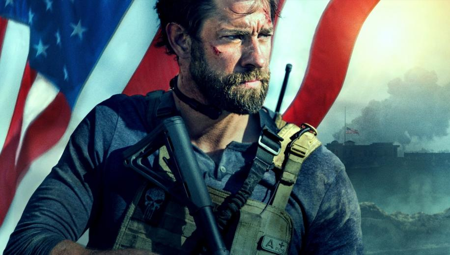 13 Hours: The Secret Soldiers of Benghazi 4K Blu-ray Review