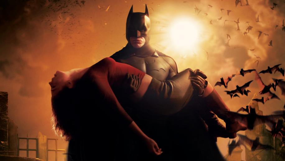 Batman Begins Ultra HD Blu-ray Review