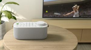 Sony launches SRS-LSR200 wireless TV speaker