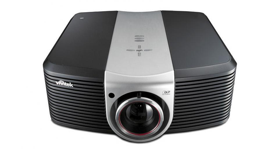 Vivitek H9080FD LED DLP Projector Review