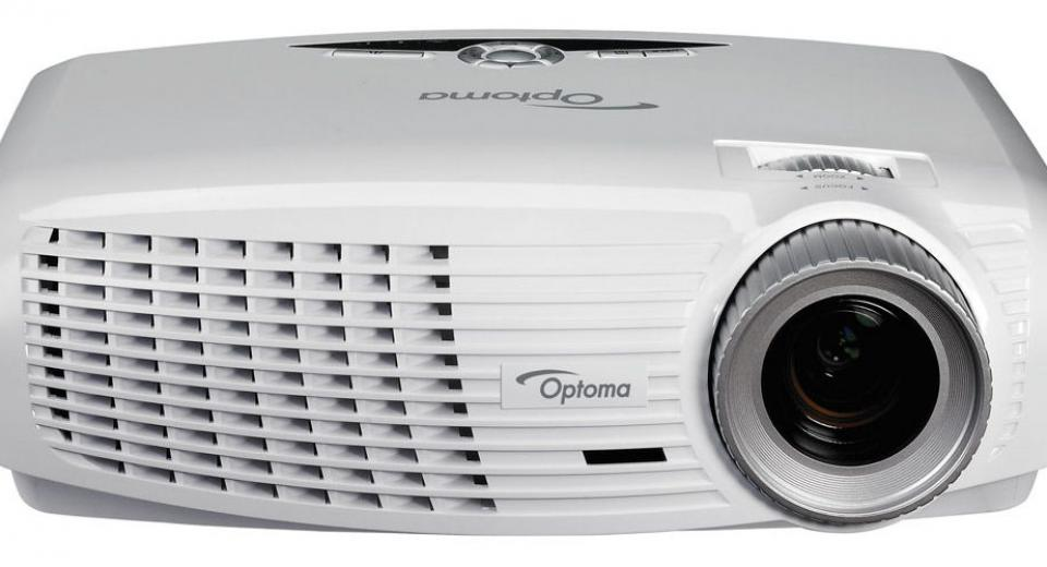 Optoma HD25 1080p Full HD 3D DLP Projector Review