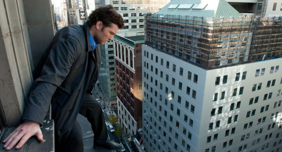 Man on a Ledge Blu-ray Review