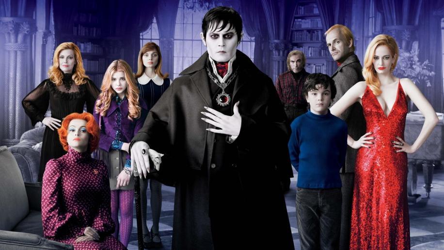 Dark Shadows Movie Review