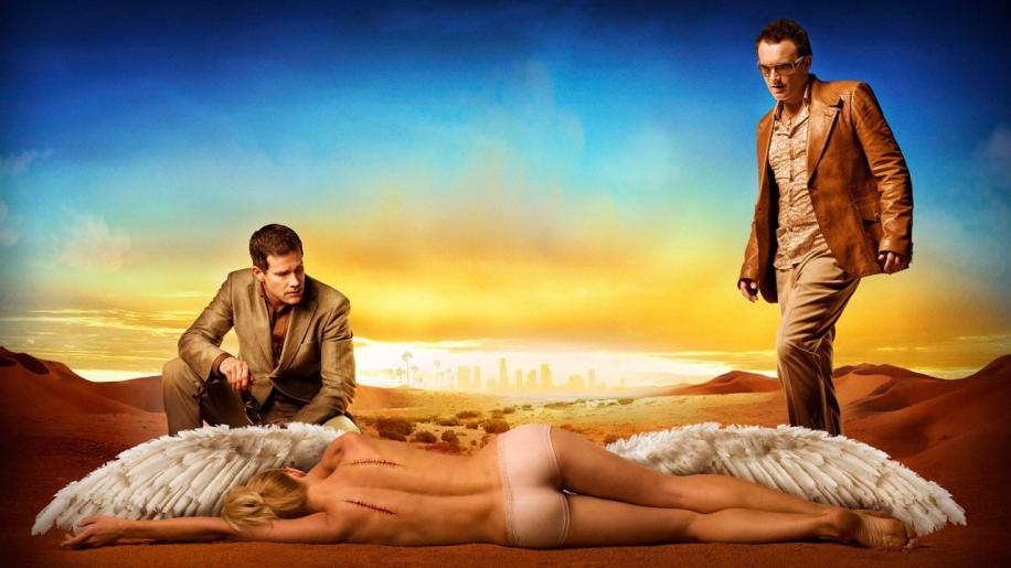 Nip/Tuck: Season 2 DVD Review