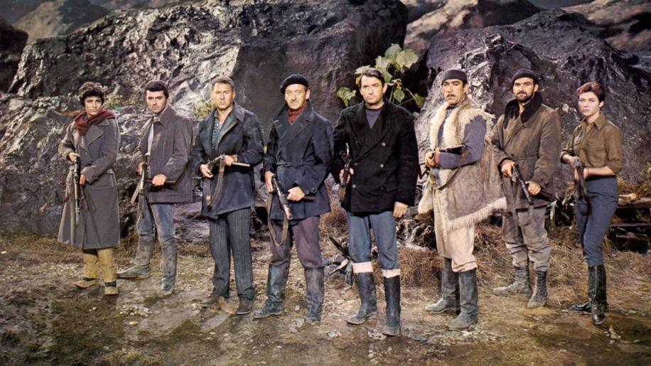 The Guns of Navarone Review