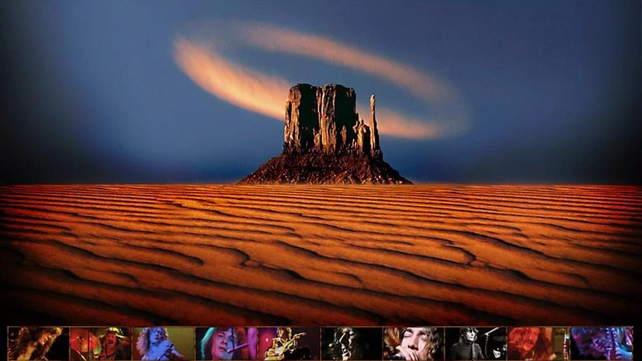Led Zeppelin DVD Movie Review