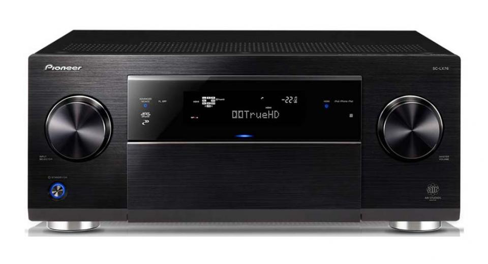 Pioneer SC-LX76 9-Channel AV Receiver Review