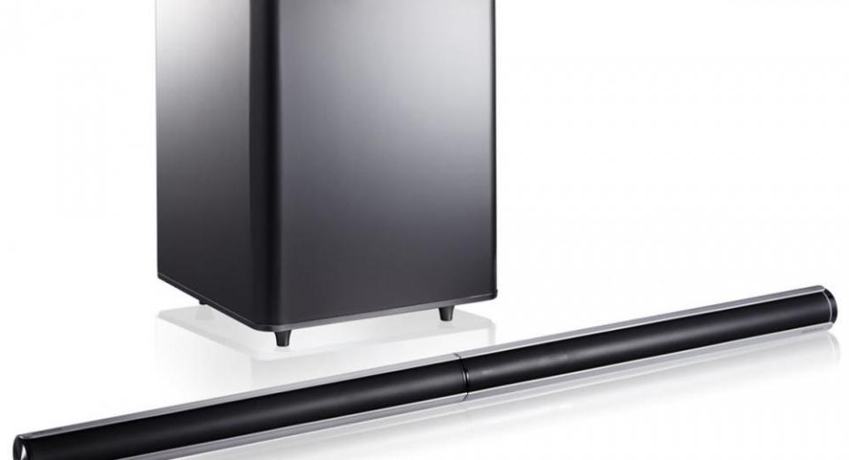 Samsung HW-E551 2.1-channel Soundbar Review