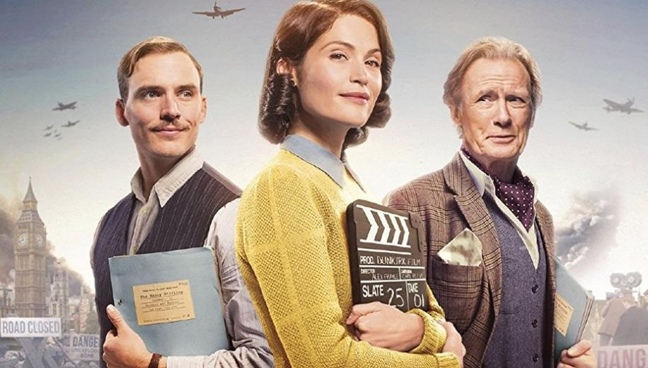 Their Finest Blu-ray Review