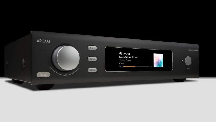 Arcam announces ST60 dedicated music streamer