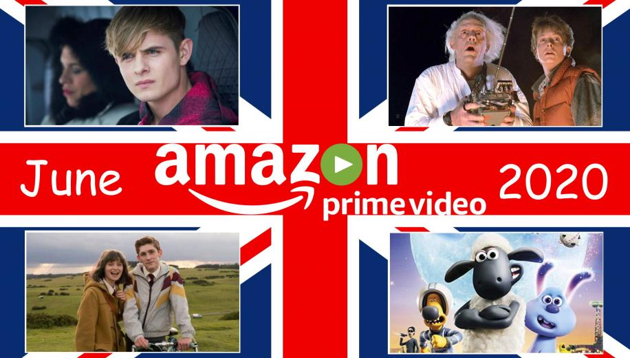 What's new on Amazon Prime Video UK for June 2020