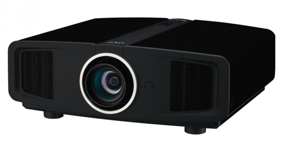 JVC HD100 D-ILA Projector Review
