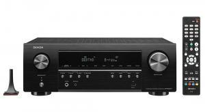 Denon announces X1600H and X2600H AV receivers