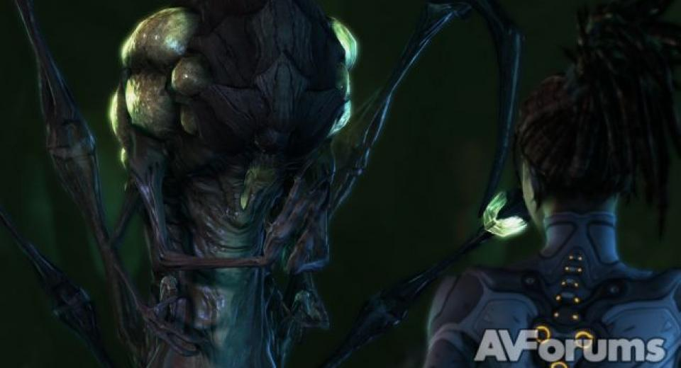 Starcraft2: Heart of the Swarm PC Review