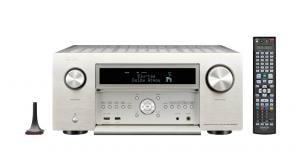 Denon launches new flagship AVC-X8500HA AV amplifier