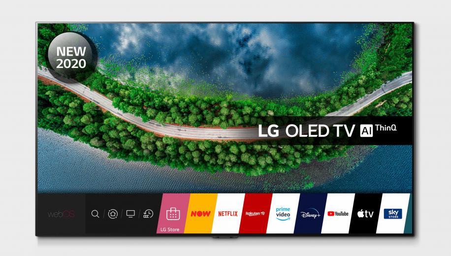 LG GX (OLED65GX) 4K OLED TV Review