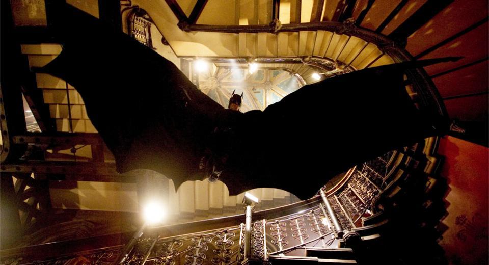 Batman Begins Movie Review