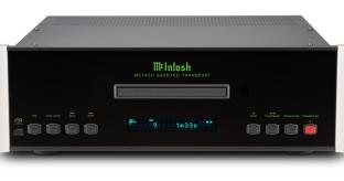 McIntosh launch 'streaming rival' MCT450 CD/SACD Transport