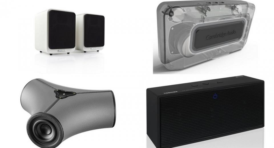 The best 5 portable speakers for your holidays