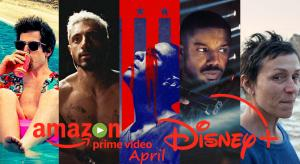 What's new on Disney+ UK and Amazon Prime Video UK for April 2021