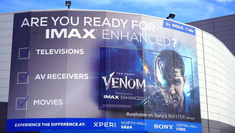 Sony to release hundreds of IMAX Enhanced titles