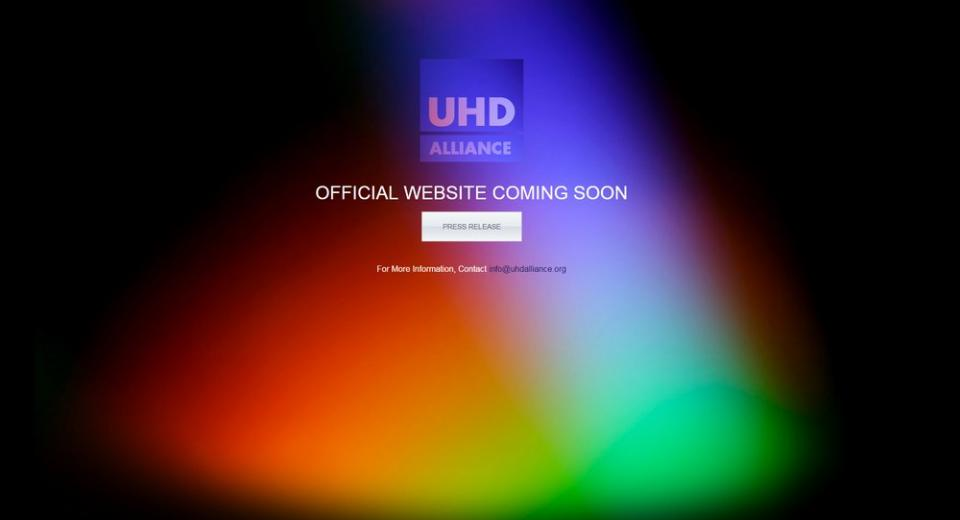 UHD Alliance to establish premium quality standards for Content & Devices
