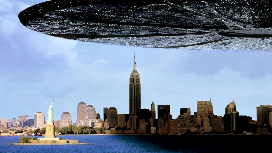 Independence Day: Two Disc Special Edition DVD Review