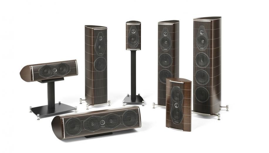 Sonus Faber launches Olympica Nova speaker range