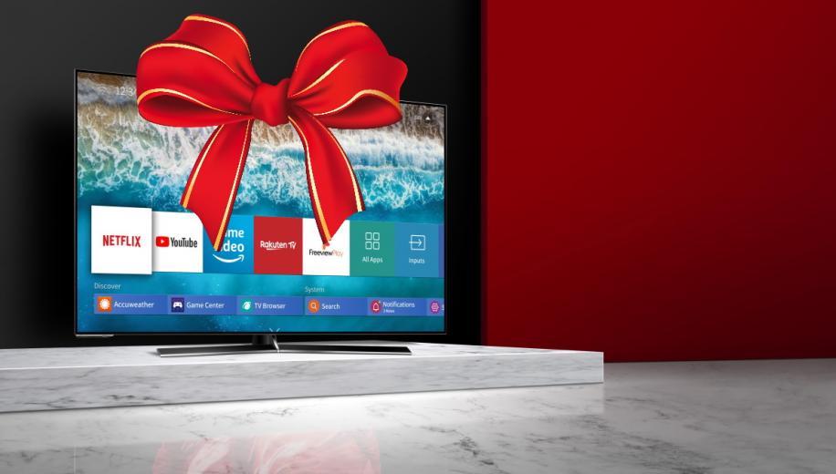 Hisense OB8 OLED TV at £899 for next 50 hours