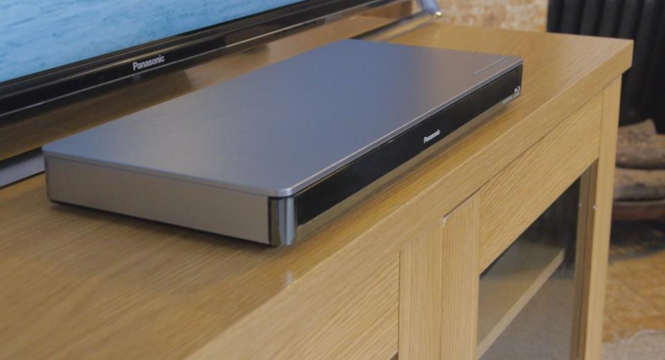 Panasonic BDT460 (DMP-BDT460) Blu-ray Player Review