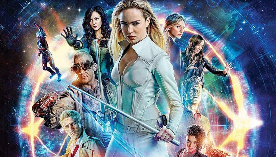 DC's Legends of Tomorrow Season 4 Blu-ray Review