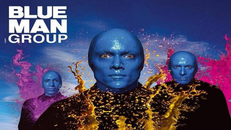 Blue Man Group:How to be a Megastar Live Movie Review