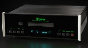 McIntosh MCT500 SACD/CD Transport unveiled