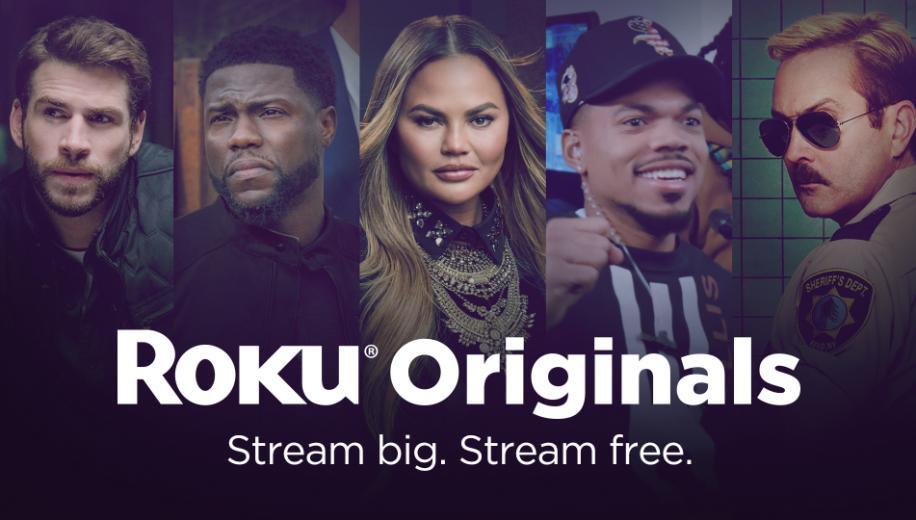 Roku expands streaming content with Roku Originals
