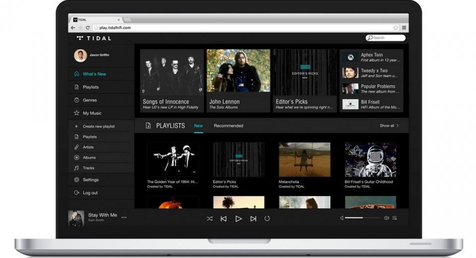 TIDAL HiFi Lossless Music Streaming Service Launches