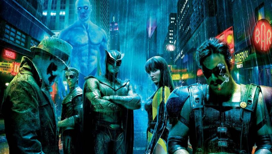 Watchmen The Ultimate Cut Ultra HD Blu-ray Review
