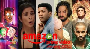 What's new on Amazon Prime Video UK for January 2021