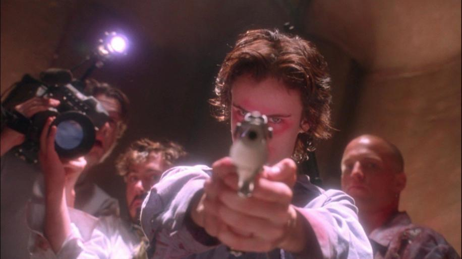 Natural Born Killers Movie Review