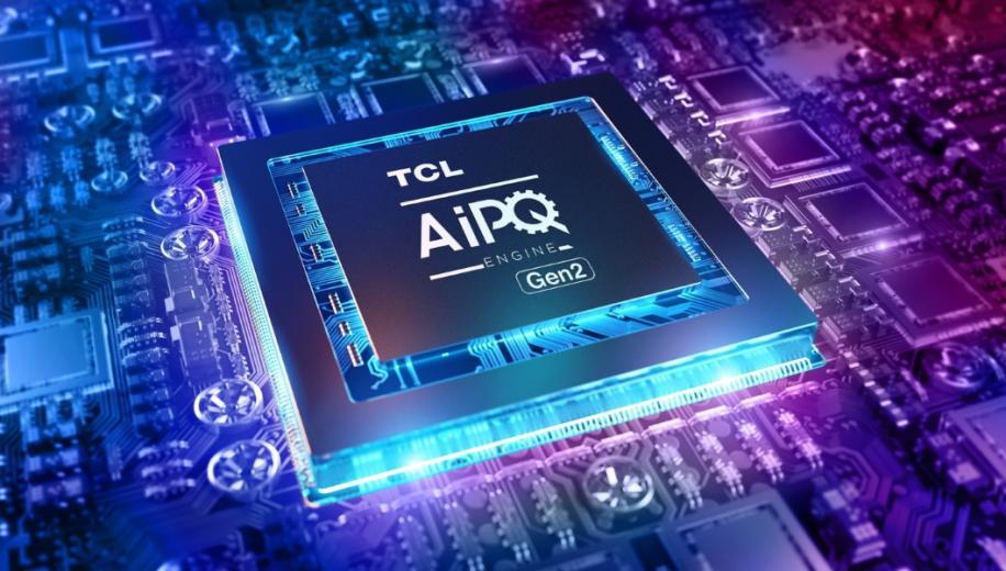 TCL unveils New Intelligent Processor for TVs