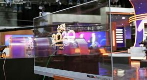 LG Display transparent OLED TVs to make broadcast debut
