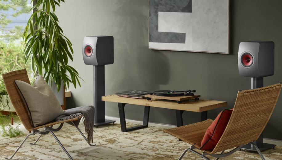 KEF LS50 Wireless II speaker certified Roon Ready